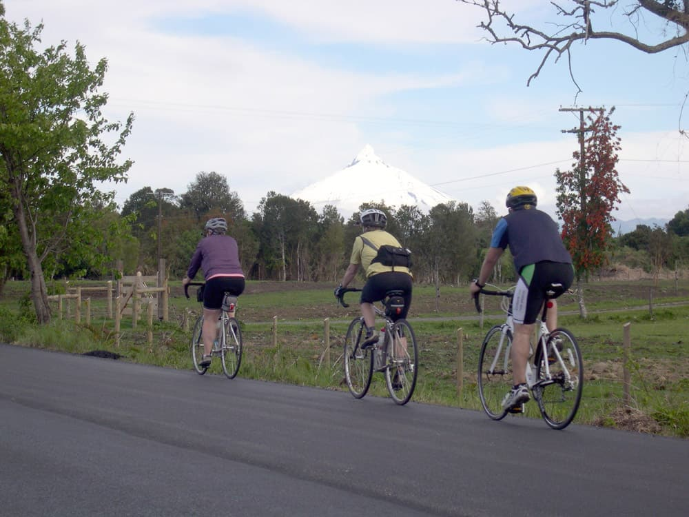 We Invite You To Travel Across Chile, All At Once Or In Severall Stages, But Always Riding A Bike