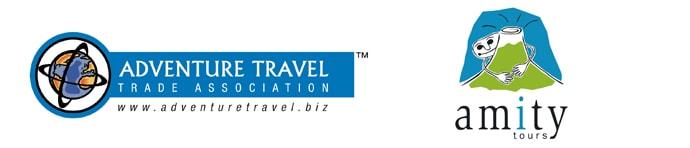 Amity Tours proud member of Adventure Travel Trade Associaton