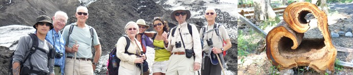 Villarica National Park Hike to the Glacier