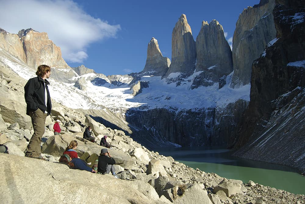 Hiking in Chile early bird discount up to 300 USD