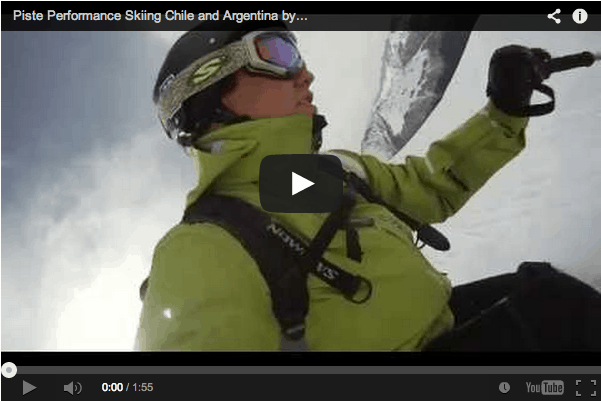 Summer Skiing in South America – Piste Performance Course Chile and Argentina