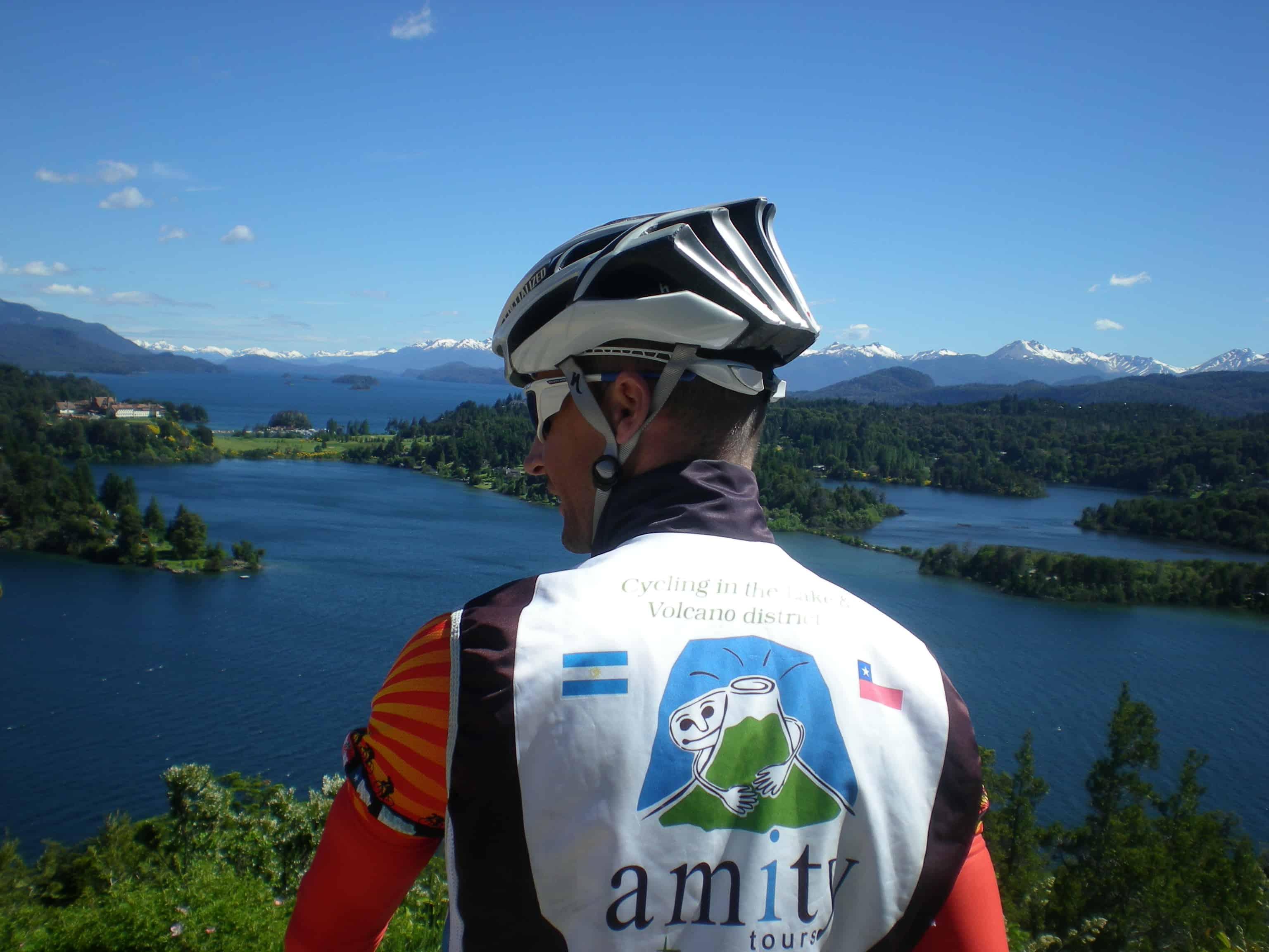 Confirmed Departure Chile Argentina 12 days Bike Tour December 2014