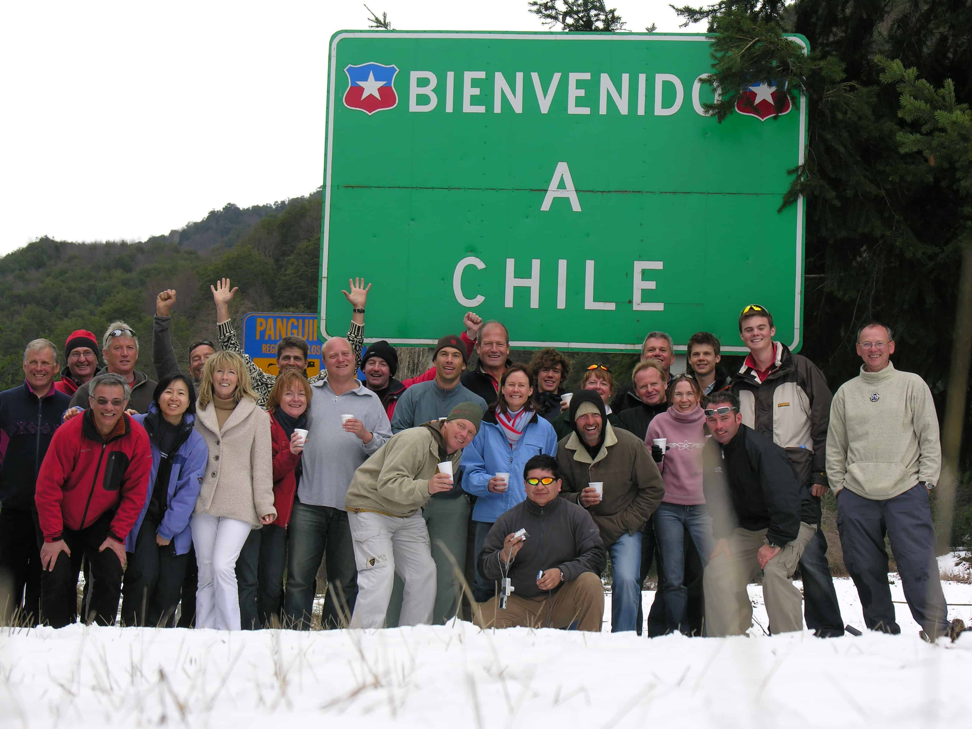 Chile to Host the 2015 Adventure Travel World Summit