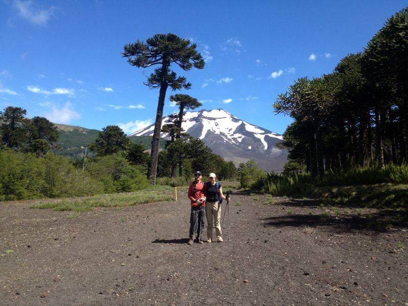 Chile 8 Days Bike and Hike Tour, October, November and December 2015