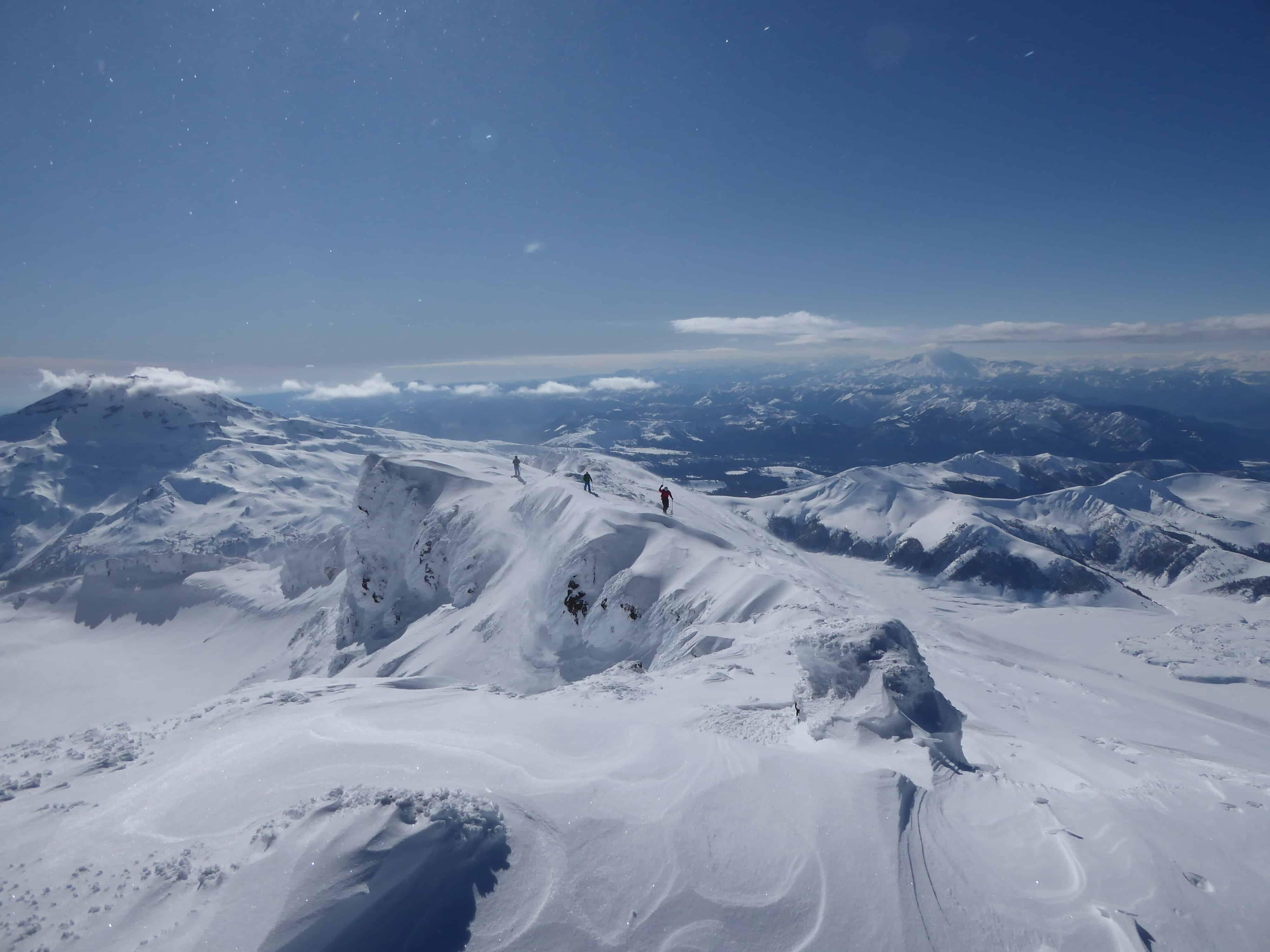Ski Season opens June 2016