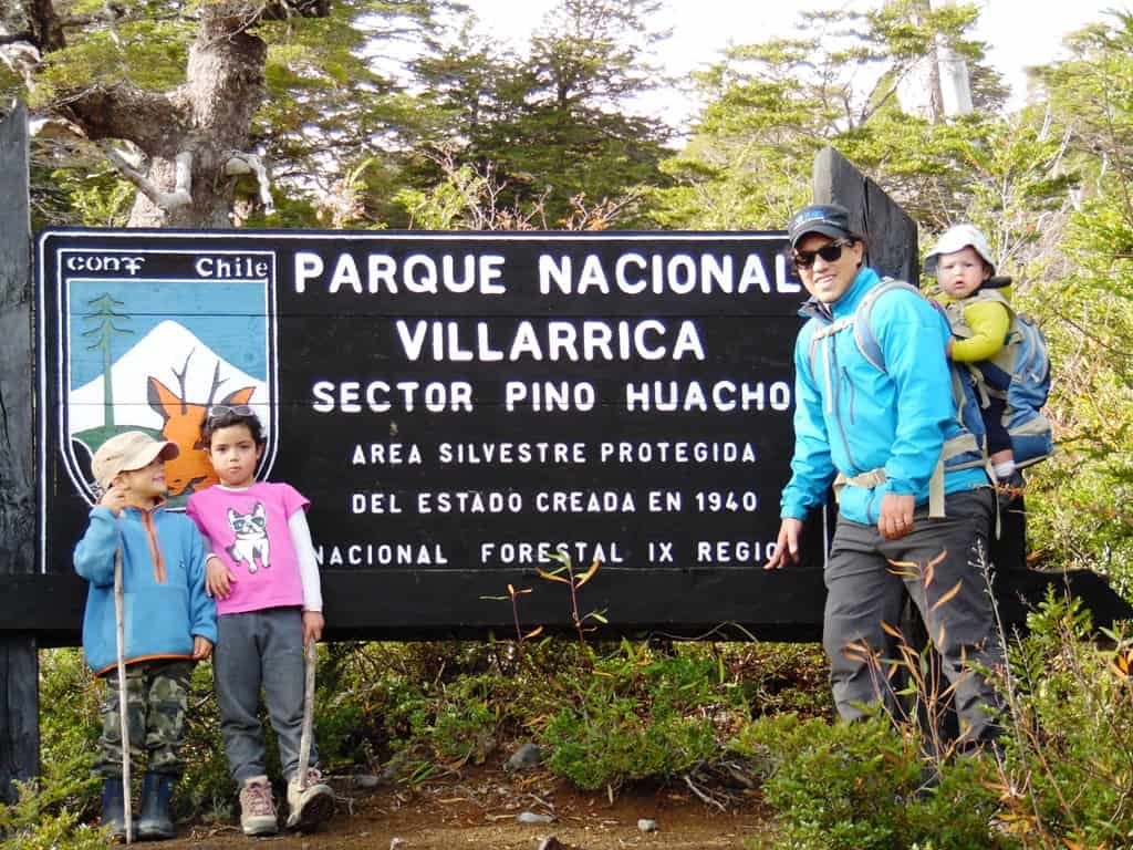 Adventure Family Trips Chile 2016