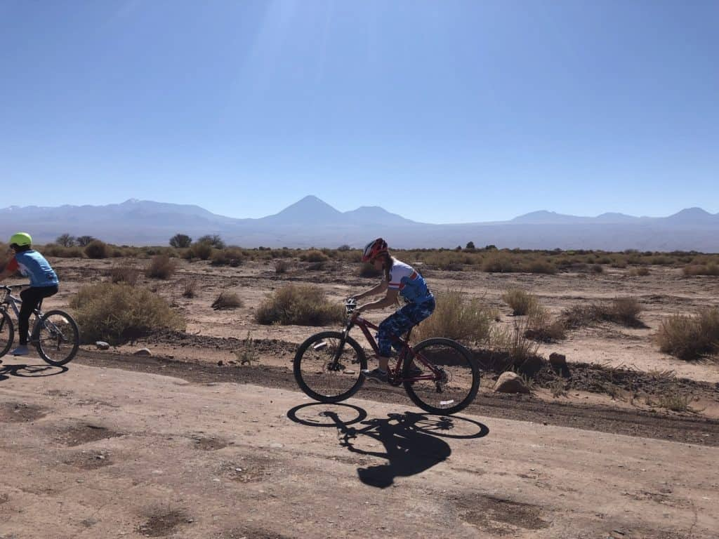 cycling atacama