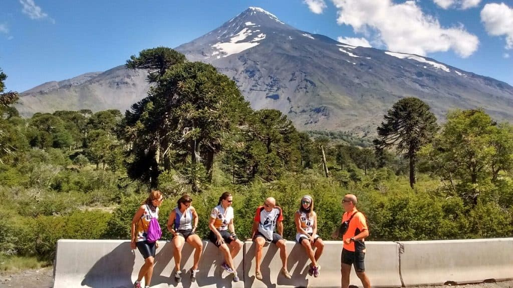 bike tour southern chile