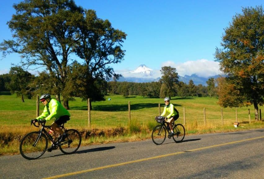 Bike Tour Chile
