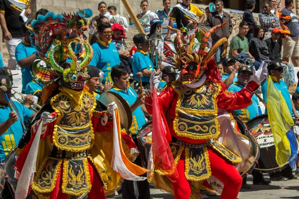 5 cultural celebrations in Chile