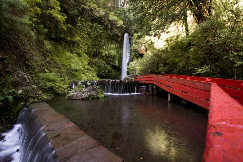 Geometricas Hot Springs Chile