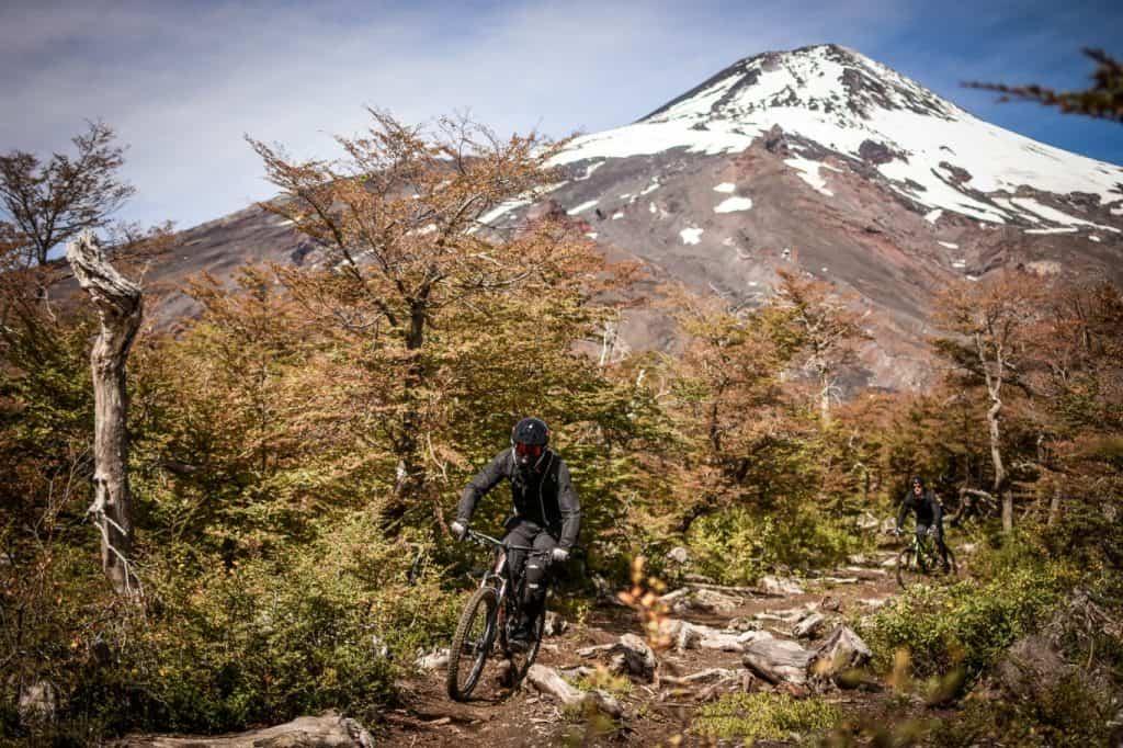 mountain bike chile