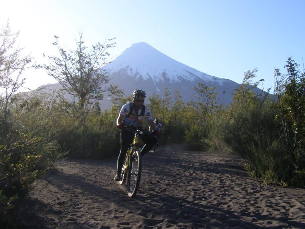 Mountain Biking Tour Chile