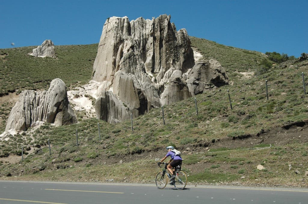 Climbing the Andes - Kütralkura Geopark