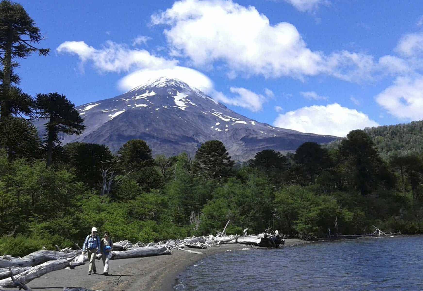 Andean Lagoons Hike Trail
