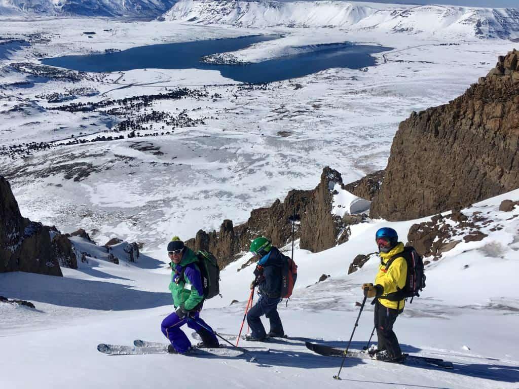 summer ski argentina