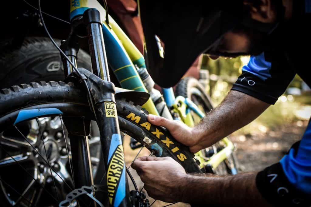 Mountainbike tires MAXXIS