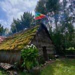 Ruka mapuche traditional house