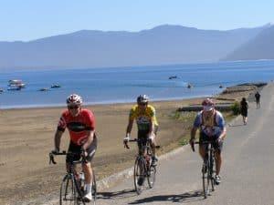 Caburgua Lake ride