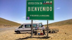 border chile argentina
