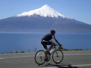 osorno volcano bike tour