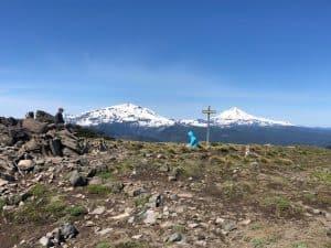 Sendero cerro coloradito malalcahuello