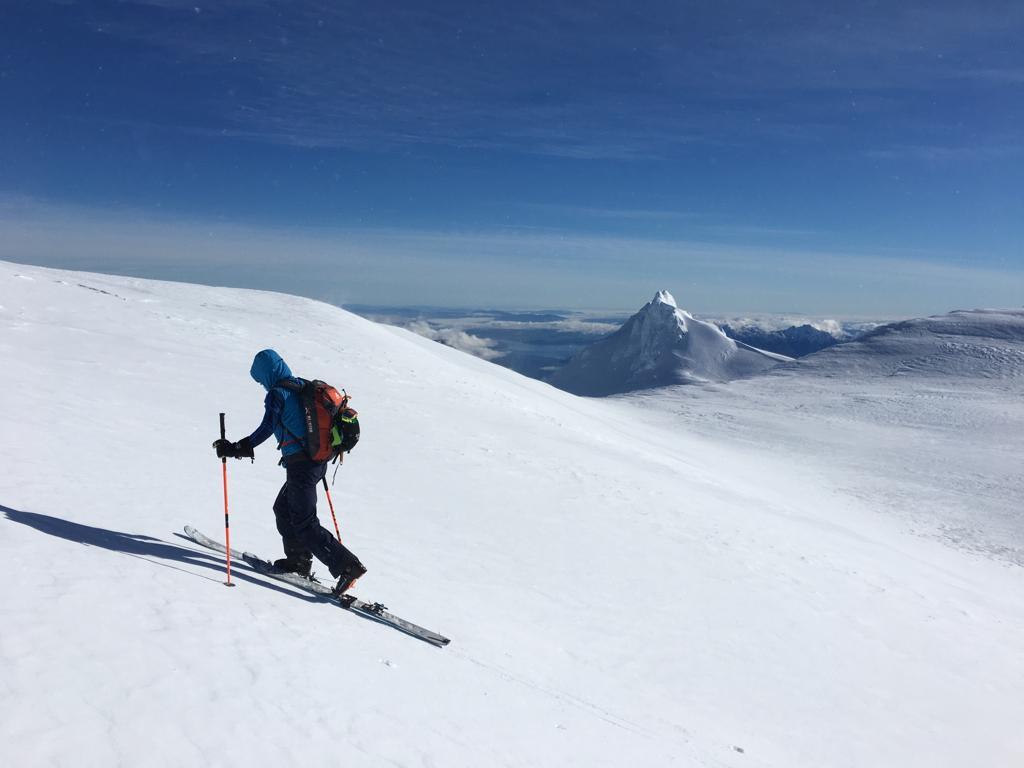 ski chile huilo huilo