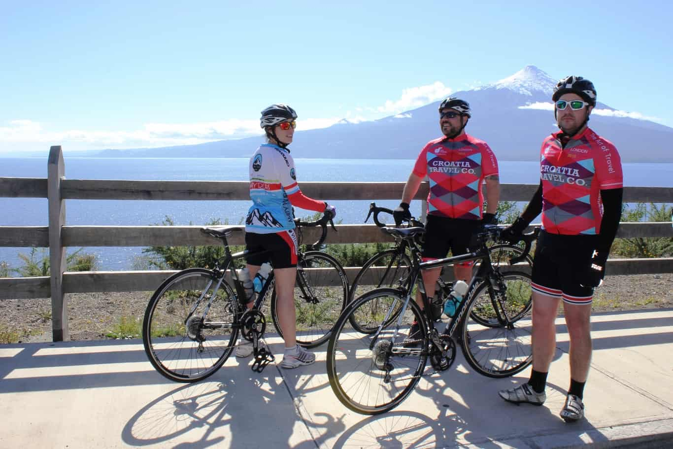 Petrohue Falls Ride Southern Chile