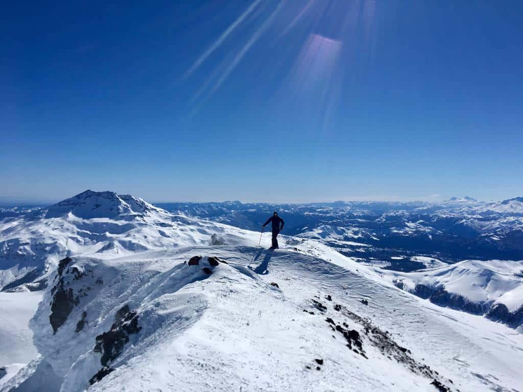 ski chile corralco