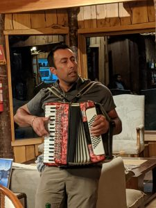 Musician Accordeon