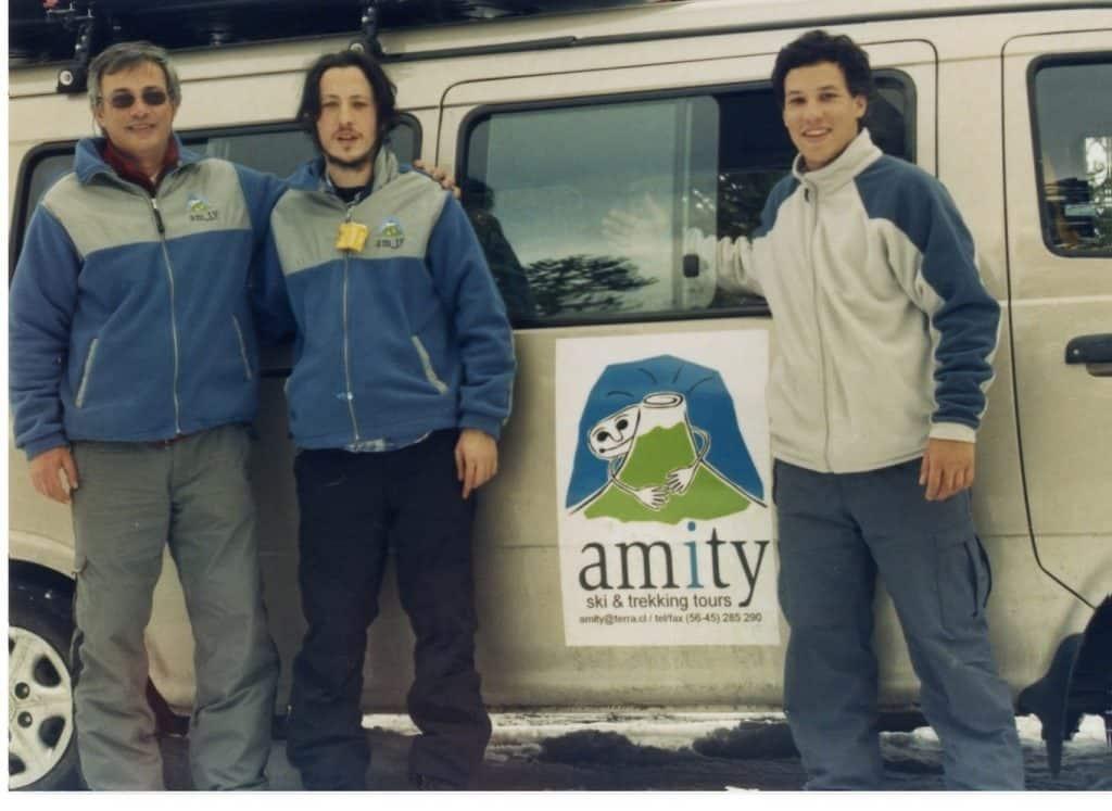 History Amity Tours
