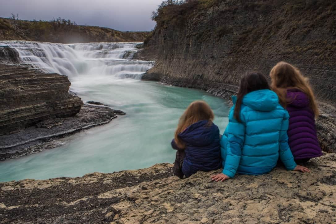 family trip patagonia