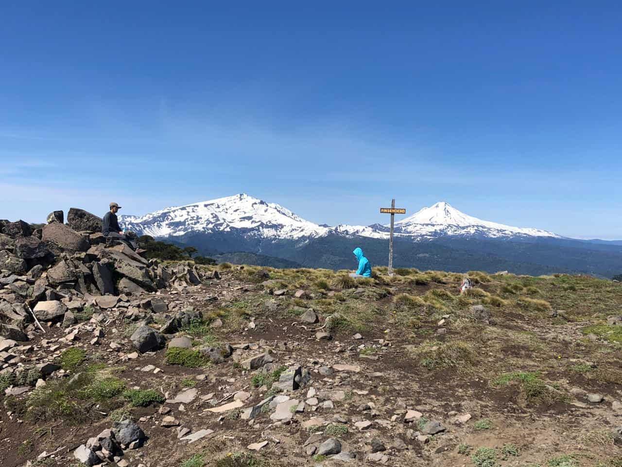 Malalcahuello - Cerro Coloradito