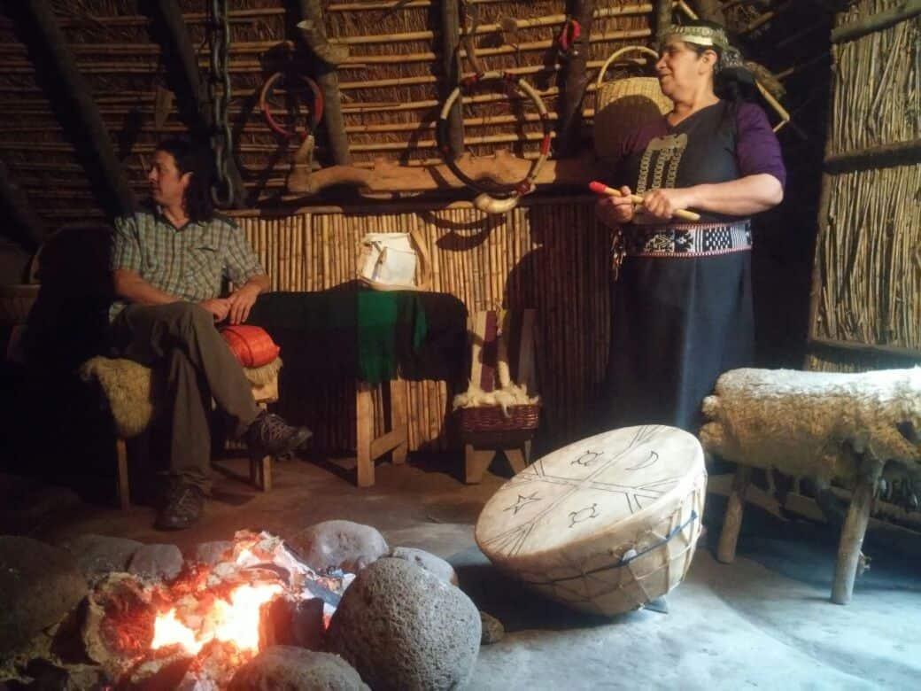 mapuche women tour