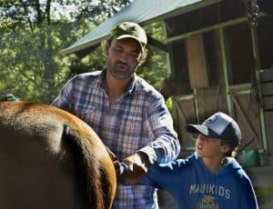 Horse Man Boy