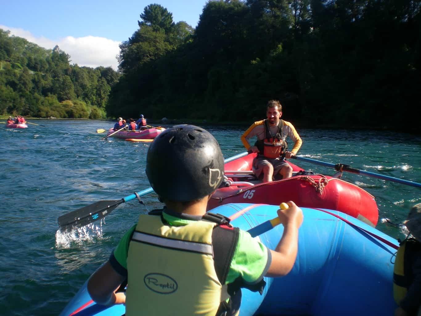 Día 6 - Flotada Familiar Río Tolten
