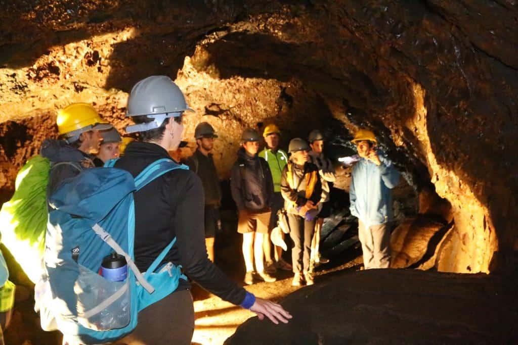 Day 4 - Villarrica Volcano - Volcanic Caves