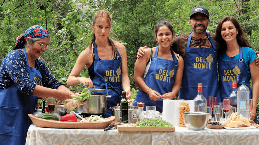 local food women tour