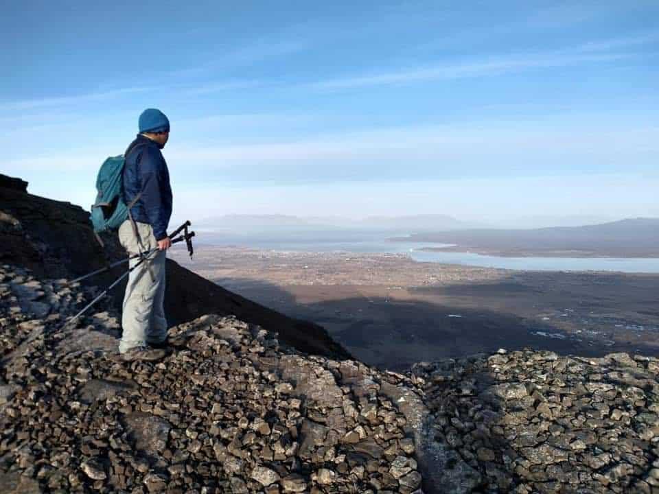 Dorotea Hike patagonia