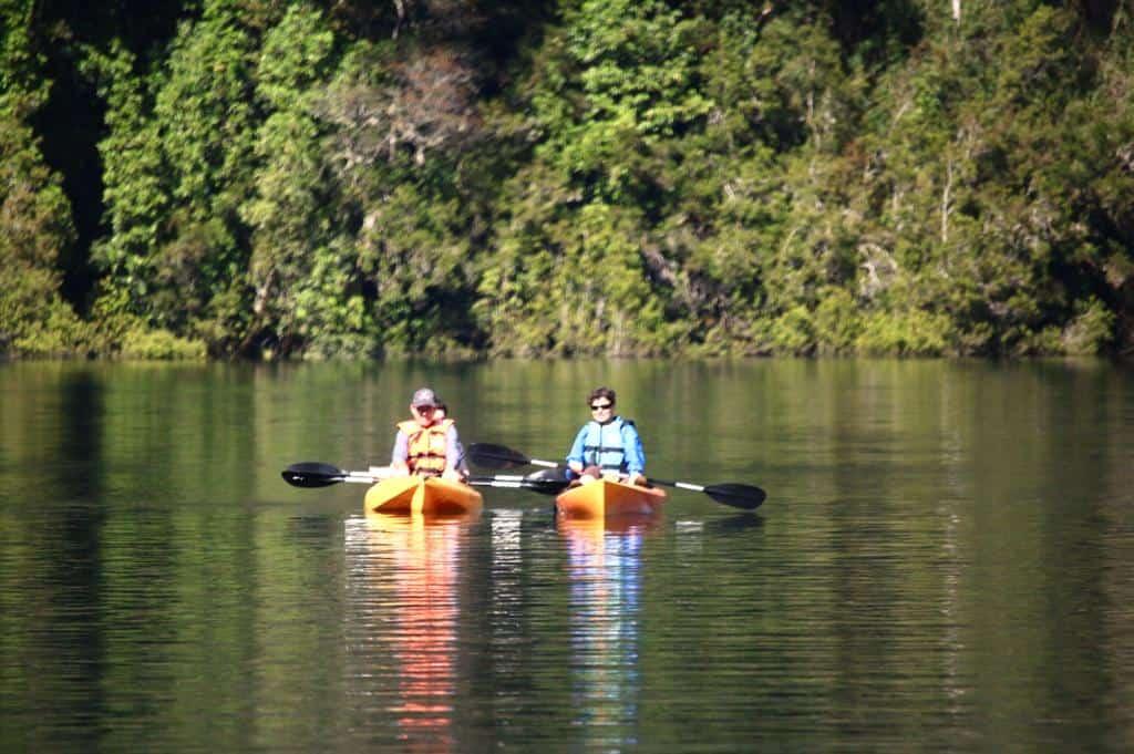 Futangue Pichi Lagoon