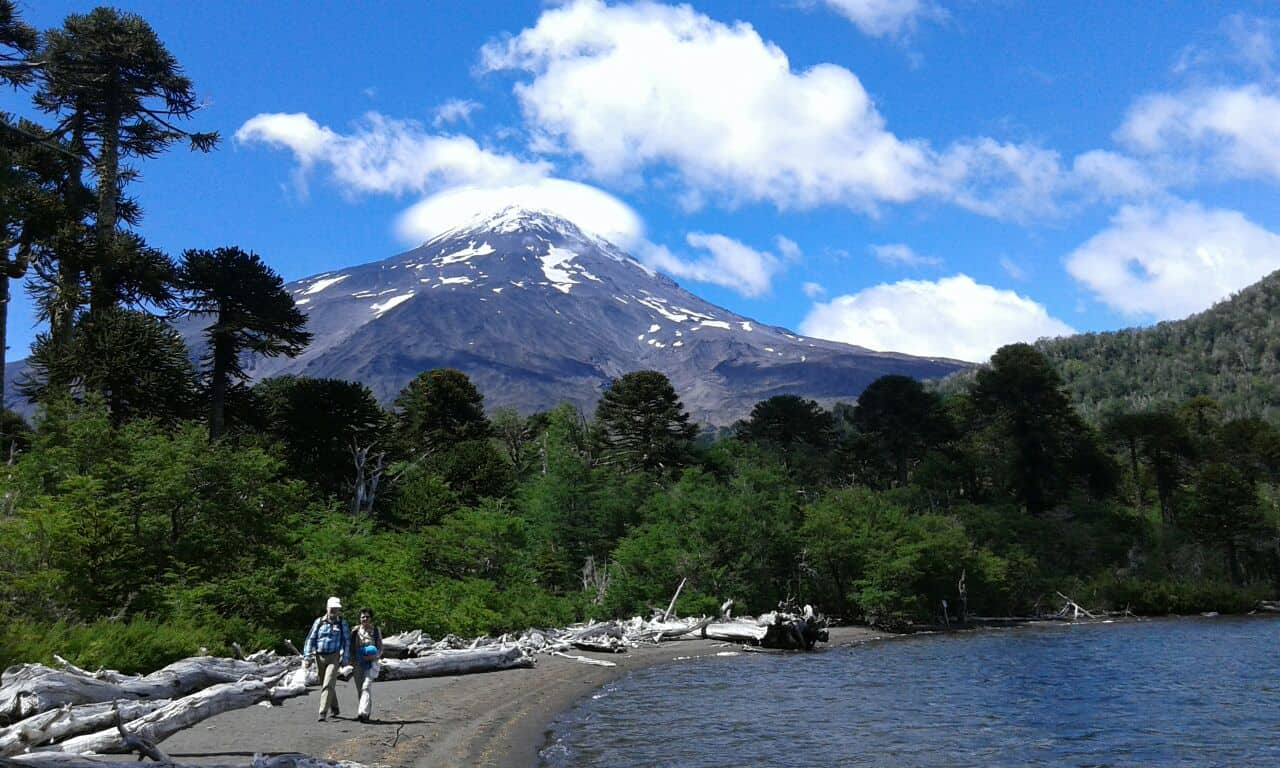 Villarrica National Park - Andean Lagoons