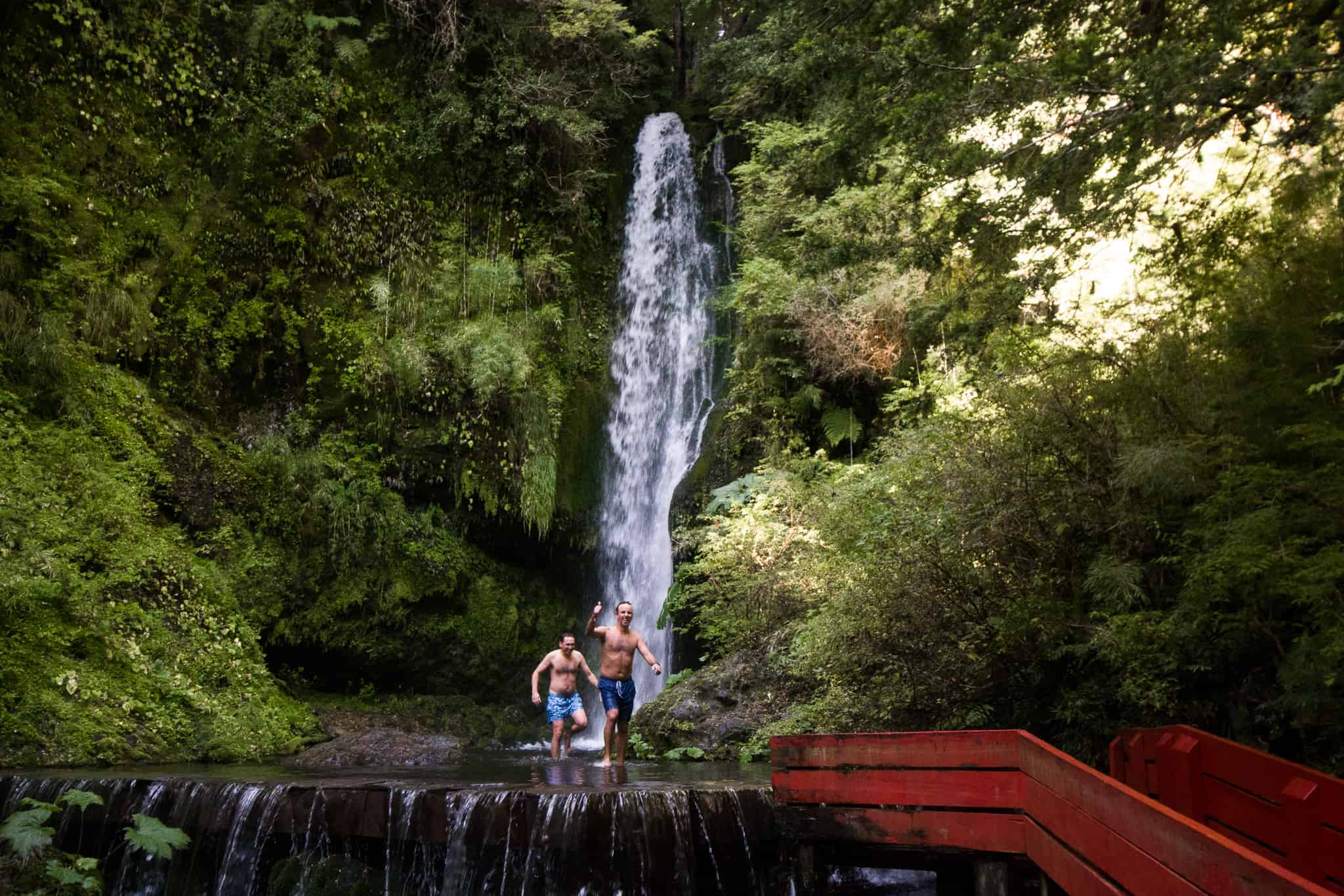 Geometricas Hot Springs