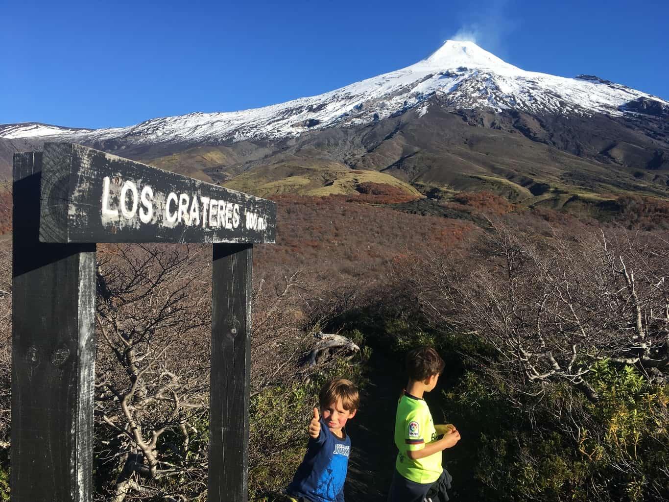 aventuras familia sur chile