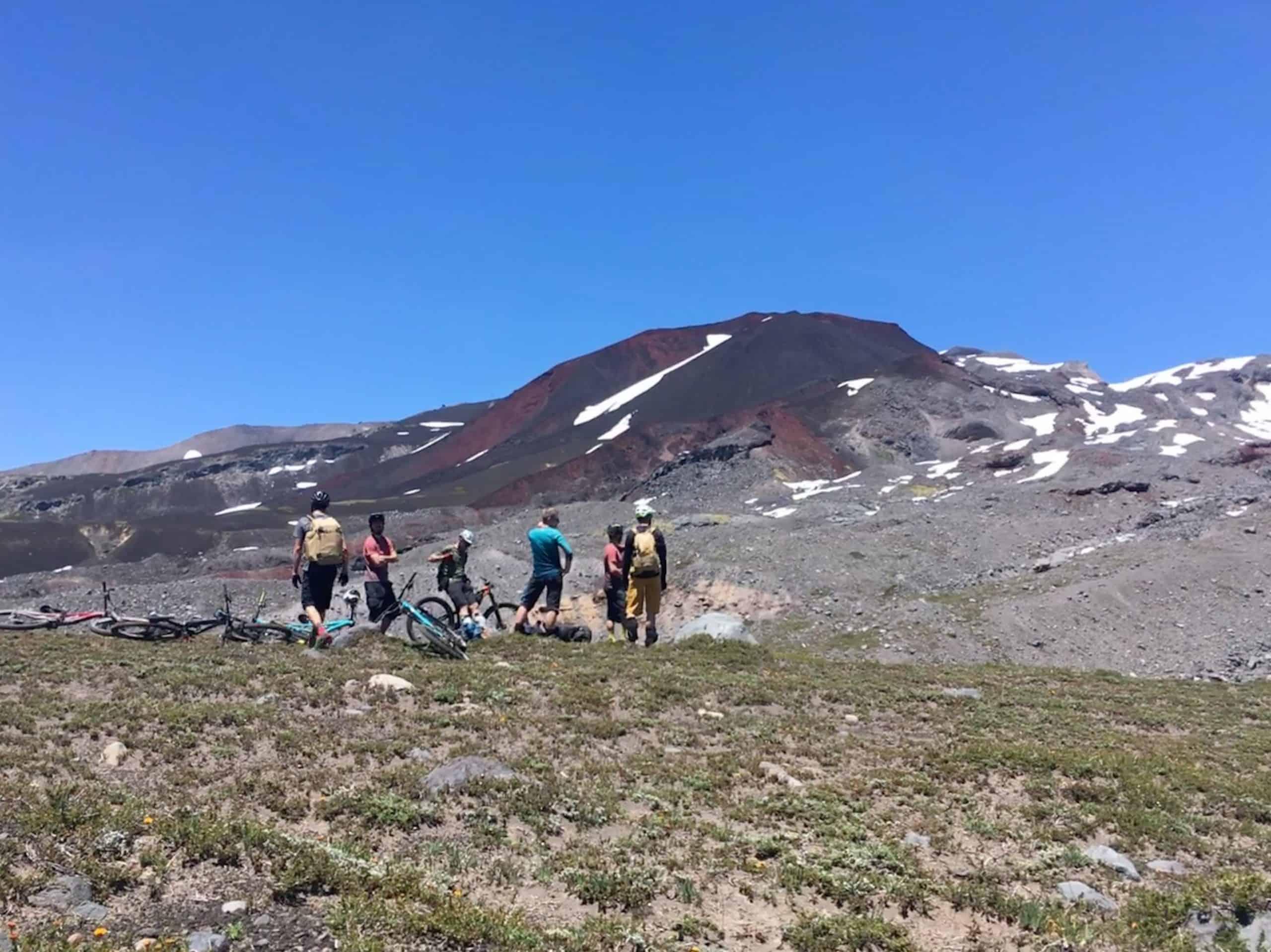 Malalcahuello National Reserve - Lonquimay Volcano