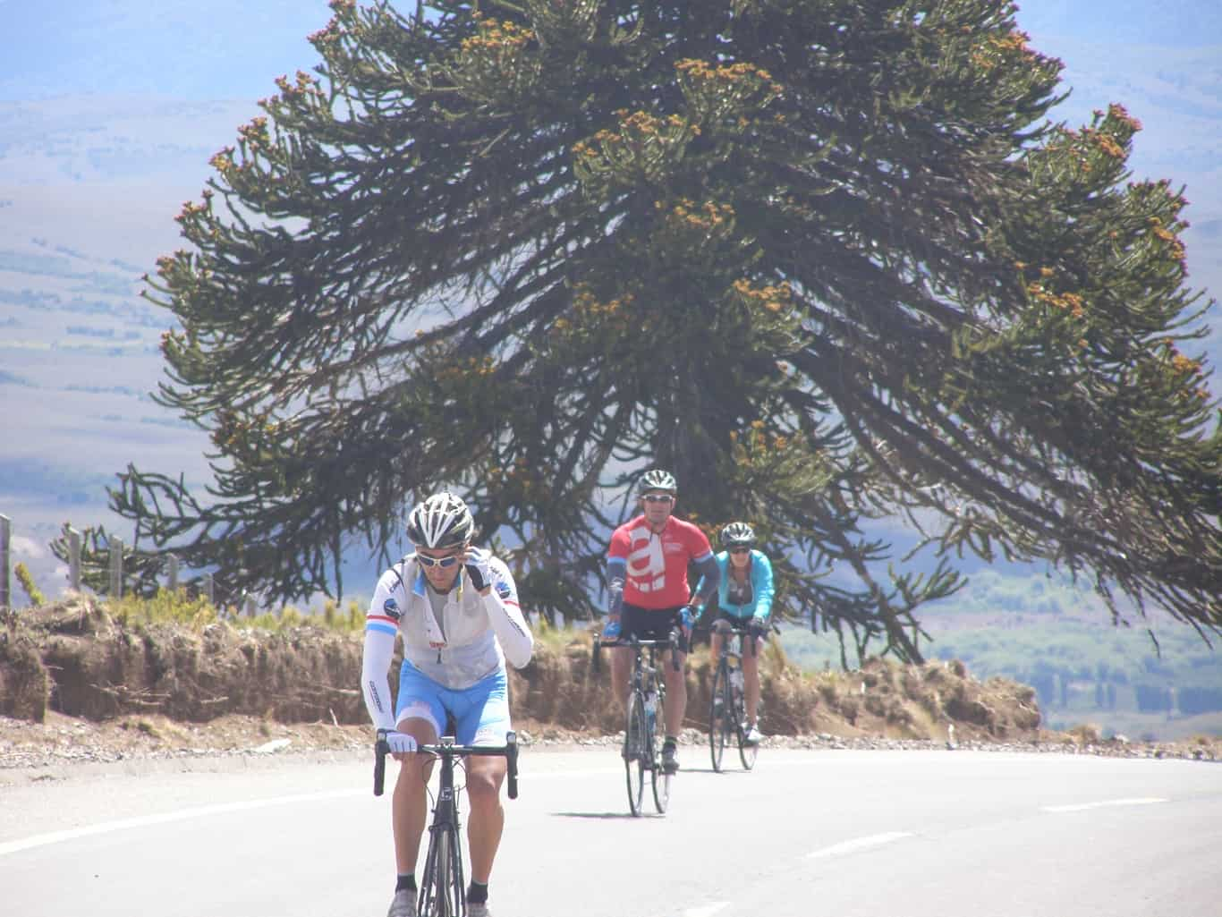 Kutralkura Geopark - The Andes Ride