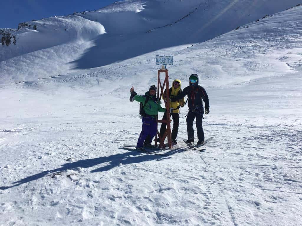 ski argentina caviahue