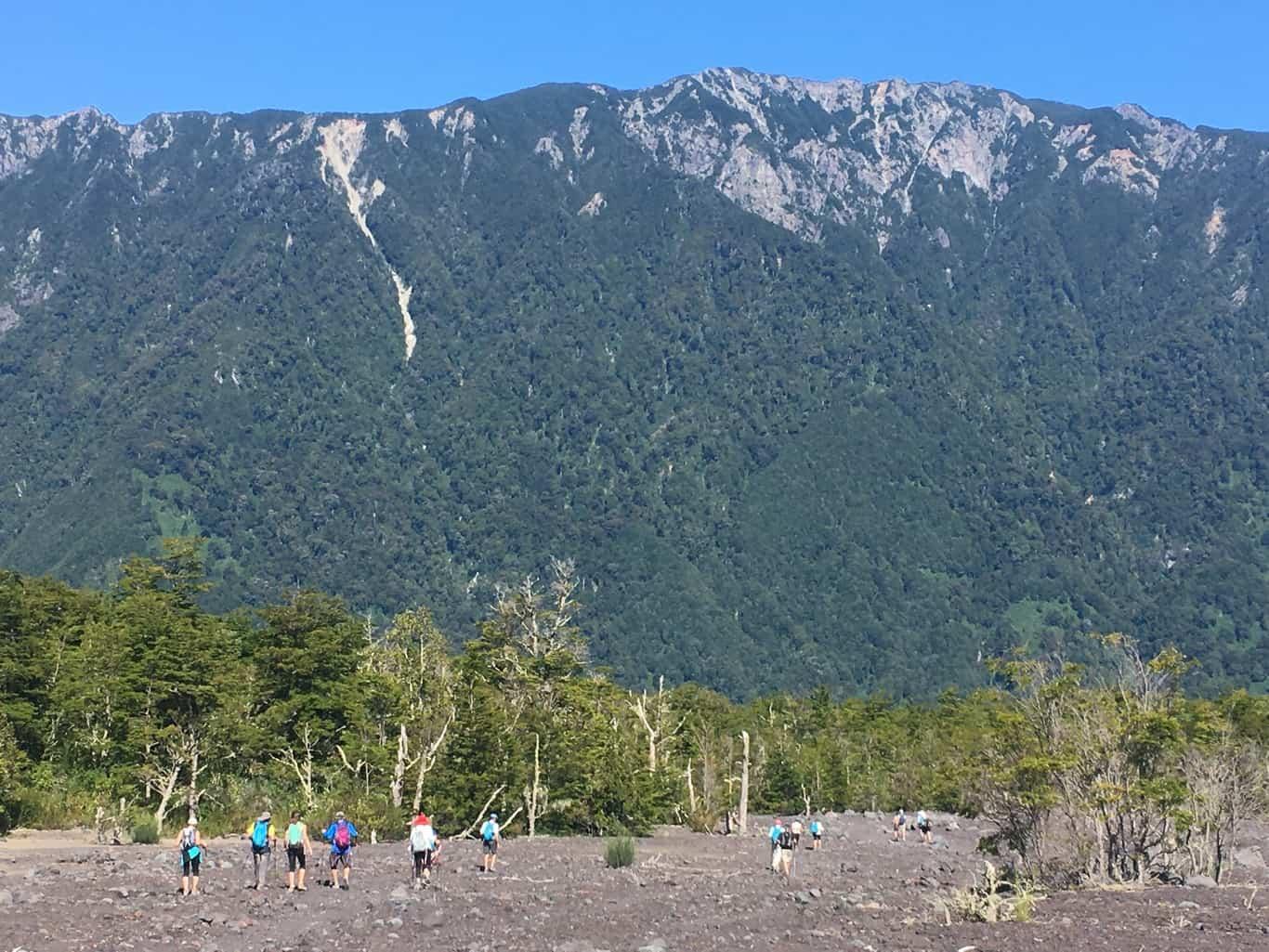 paso desolacion trail hike