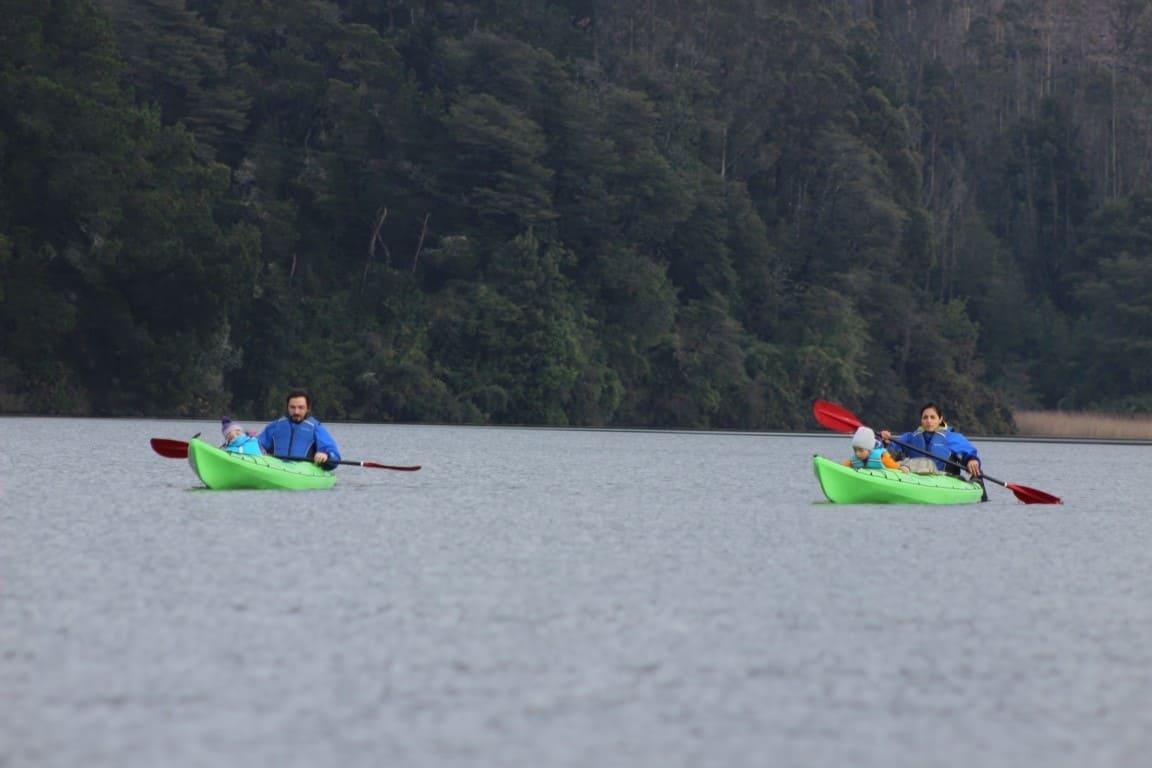 Día 2 - Kayak Río Angachilla