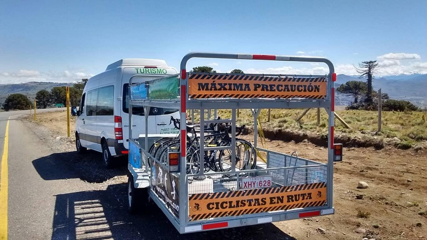 Vehículo de apoyo y seguridad