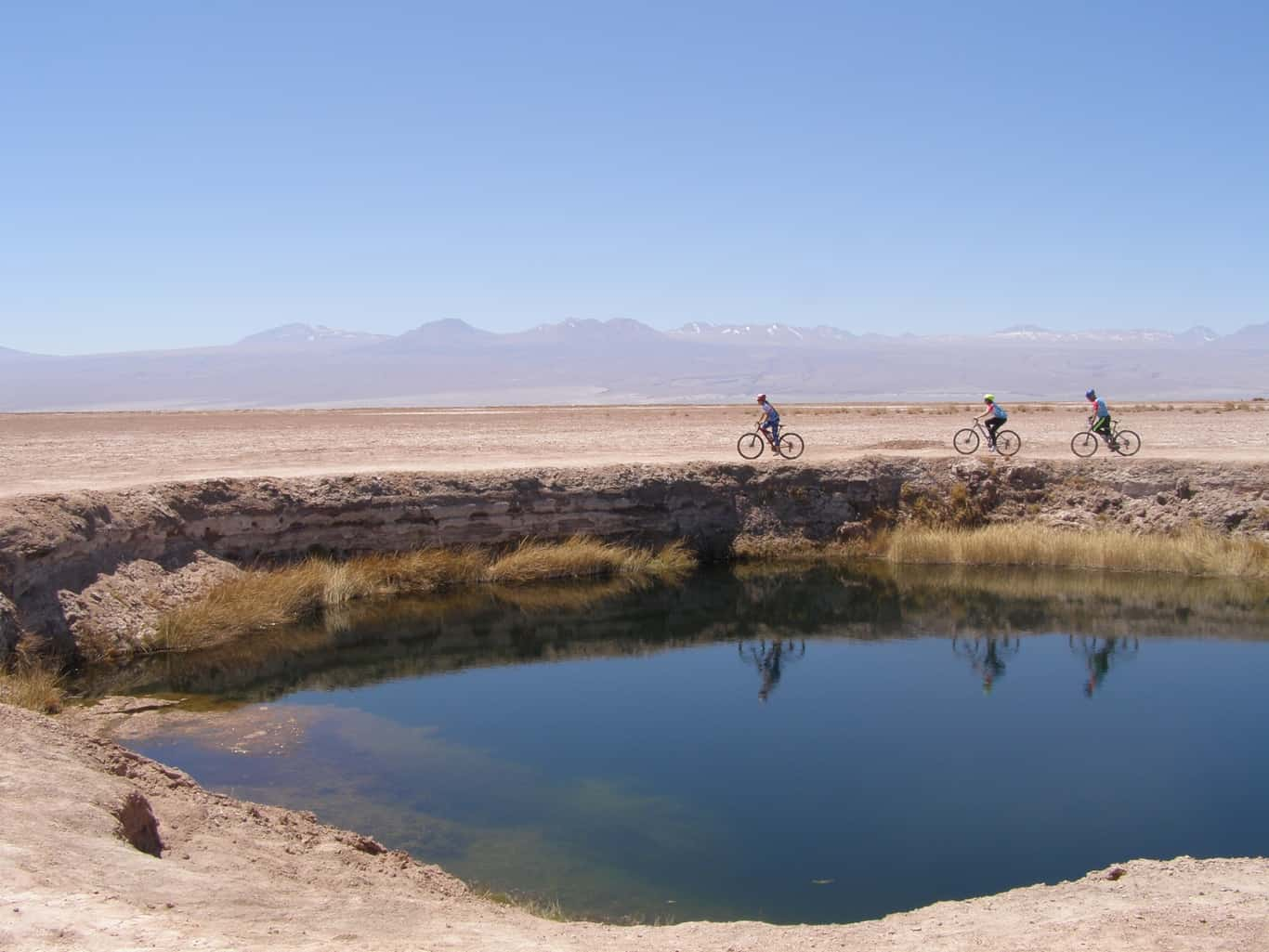 Day 5 - Cejar Lagoon Bike Ride